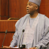 ''I Can't Descend Into The Gutter With You'' Saraki Replies APC