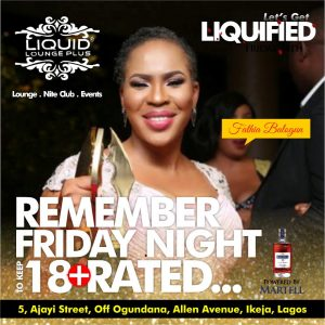 Boost For Lagos Nightlife As Liquid Lounge Returns, Repackages
