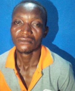 Photo: 30-Year-Old Man Arrested For Defiling 13-Year-Old-Girl In Ogun