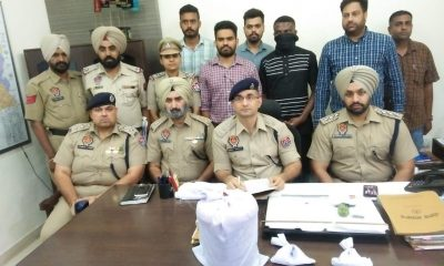 "Nigerian Drug Peddler Nabbed With Heroin, Cocaine And 'Ice"" In India"