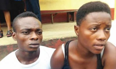 Police Arrest Husband And Wife For Selling Their Only Son For N180,000 In Cross Rivers
