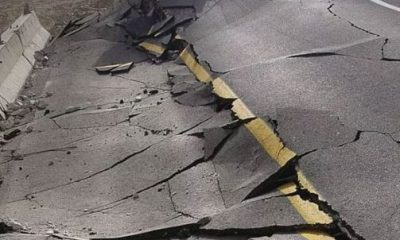 'Drop To The Ground And Cover Your Head' — Tips On Surviving Earth Tremors