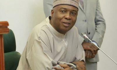 ''I Joined Presidential Race To Fight For Nigerians'' - Bukola Saraki