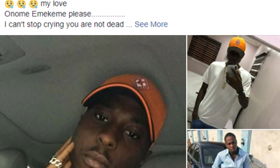 Photos: Young Man 'Onome Pounds' Assassinated In Delta, His Gold Worth N1M Carted Away