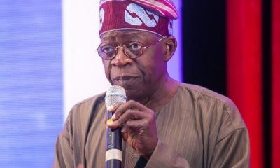 ''Osun State Does Not Have My Kind Of Money'' - Bola Tinubu Tells State Residents Ahead Of Governorship Election (Video)