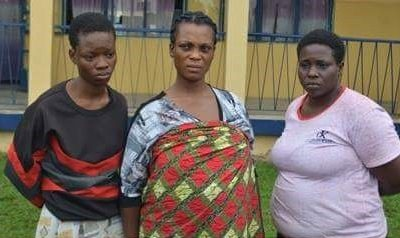 18-Year-Old Mother, Two Women Arrested In Imo State For Allegedly Selling 4 Months Old Baby For N550,000