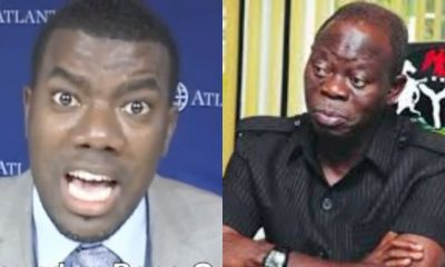 ''Oshiomole Is A Mentally Unbalanced Man Who Suffers From Multiple Personality Syndrome'' - Reno Omokri writes