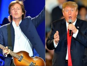 Former Beatles Star, Paul McCartney Describes President Trump As A 'Mad Captain' In New Song
