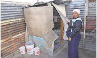 My son's dead spirit uses our toilet at night, he haunts me too - South African woman says