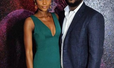 Agbani Darego And Hubby Welcome Their First Child, A Boy