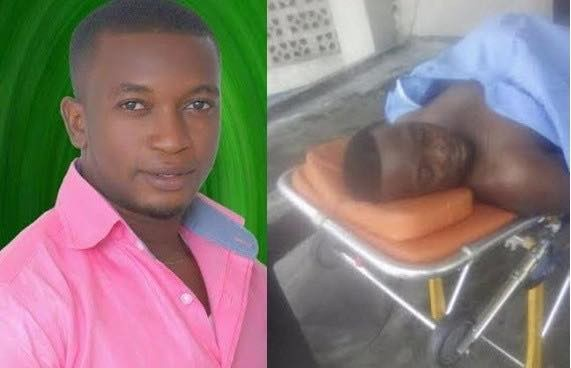 Notorious Cultist Arrested Over The Killing Of Corps Member Who Was Shot Dead In Bayelsa