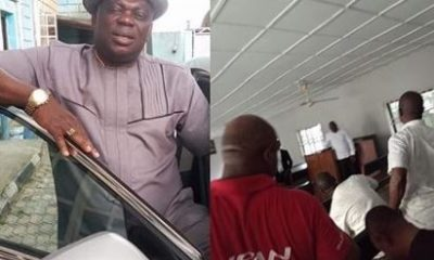 Cashier Narrates How Ex-Bayelsa Governor's Aide Raped Her In His Office