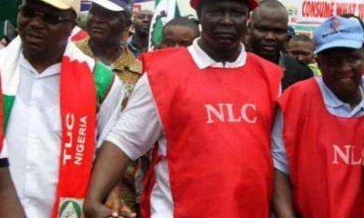 Breaking: NLC To Begin Nationwide Strike On Thursday Over Minimum Wage
