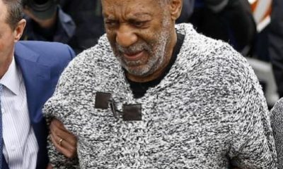 Bill Cosby Sentenced To Three To Ten Years In State Prison After Sexual Assault Conviction