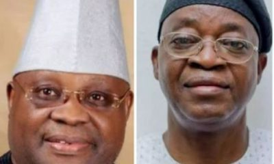 #OsunDecides2018: APC And PDP Battle For Just 3,498 Votes In Thursday's Re-Run