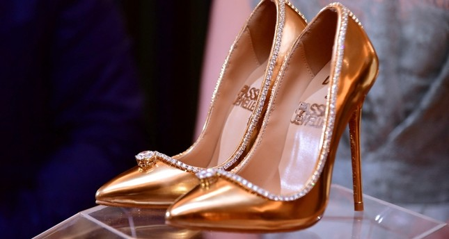 World's Most Expensive Stilettos Go On Sale For $17M In Dubai