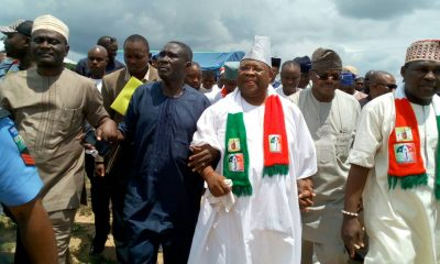 'We're Hoping On God, Not Individuals' — PDP Speaks On Meeting With Omisore
