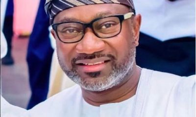 BREAKING: Femi Otedola 'Accepts' PDP's Offer To Run For Lagos Governorship