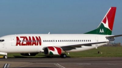 Drama At Abuja Airport As Azman Air Plane Runs Out of Fuel Mid-Air