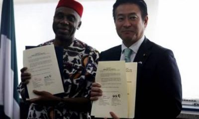After China, FG Seeks Loan From Japan