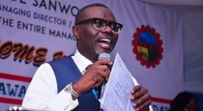 How Jide Sanwoolu Struck A Dagger In Akinwunmi Ambode's Back