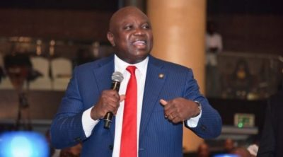 Primary Election: Ambode Trains Ward Agents