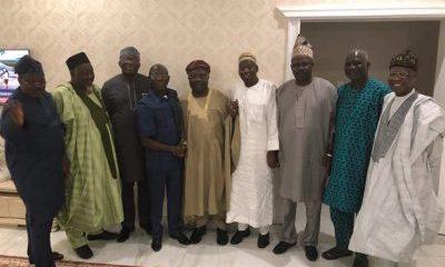 Osun Rerun: Omisore Meets Oshiomhole, APC Governors, Agrees To Work For APC