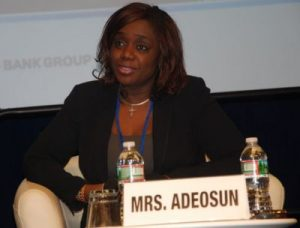 "Nigeria's former finance minister, Kemi Adeosun, has left the country, a day after her resignation, sources close to her told PREMIUM TIMES on Saturday.  Mrs Adeosun, finance minister since November 2015, stepped down from office on Friday after owning up to parading a forged youth service scheme certificate.  President Muhammadu Buhari accepted her resignation on Friday night, 69 days after PREMIUM TIMES first published a detailed investigation of how she obtained the fake document and went on to secure plush employments with it, including as head of Nigeria's finance ministry.  Mrs Adeosun explained in her resignation letter that the PREMIUM TIMES investigation was true, but said she did not know the certificate was forged as she relied on associates who helped obtain it after she returned from the UK.  The former minister expressed her gratitude for the honour to serve her country.  Although Nigerians welcomed her resignation, which many even complained was long overdue, they also demanded her immediate prosecution. Some civic groups have already instituted legal action to compel federal authorities to file charges against her.  But a day after she stepped down, Mrs Adeosun, who was born and raised in England, departed the country, according to her associates who notified PREMIUM TIMES of the development Saturday evening.  ""She has left Nigeria,"" a source said. ""She most likely is in the UK by now.""  When PREMIUM TIMES called her Nigerian line several times Saturday night, it rang through each time in the Europe internal phone ringing effect.  Telecoms experts who also dialled her number at PREMIUM TIMES' instance Saturday evening also said the telephone certainly did not ring in Nigeria.  The government investigation into the scandal was coordinated by the Secretary to the Government of the Federation, Boss Mustapha, PREMIUM TIMES found.  (Premium Times)"