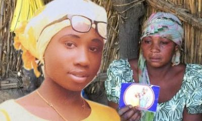 US-Based Nigerian Group Offers To Pay Leah Sharibu's Ransom