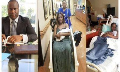 Linda Ikeji's Baby Daddy, Sholaye Jeremi Finally Speaks Out