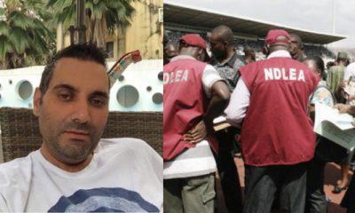 NDLEA Under Pressure To Free Arrested Lebanese Drug Dealer