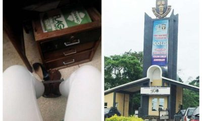 OAU Lecturer Allegedly Stops Female Student From Writing Exam After Trying To Flirt With Her