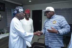 Lagos Governorship Ticket: Ambode Loses Out As Tinubu Remains Adamant