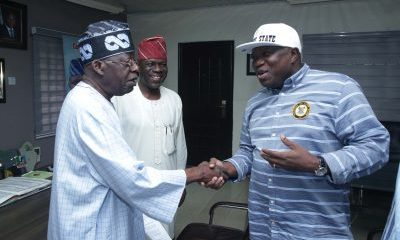 Lagos Governorship Ticket: Ambode Loses Out As Tinubu Remains Adamant
