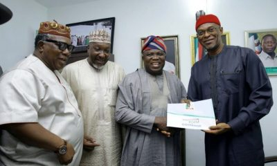 Even The Blind Can See Ambode's Achievements – ICAN President