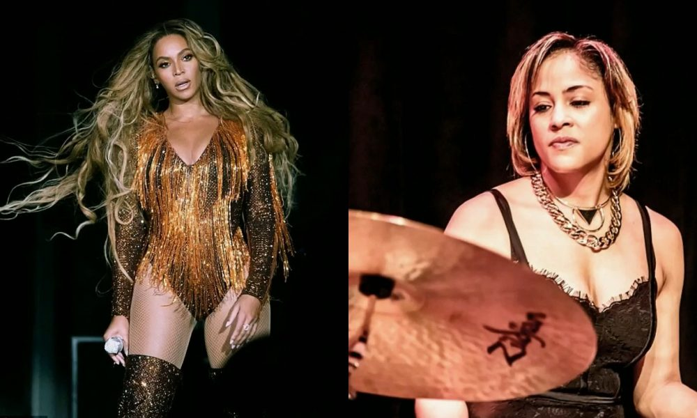 Beyonce's Former Drummer Accuses Singer Of 'WITCHCRAFT'