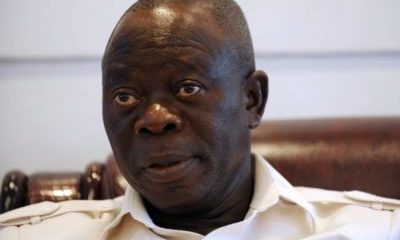 Those Who Look Down On Me Because Of My Height Will Look Up When They See Buhari – Oshiomhole