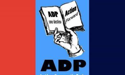 2019: ADP Raises Alarm Over Alleged Death Threat To Lagos Guber Aspirant