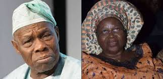 Olusegun Obasanjo's Ex-Wife, Oluremi Obasanjo Reportedly Robbed And Beaten By Robbers
