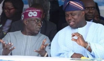 2019: Tinubu Gives Ambode 3 Stringent Conditions To drop Sanwo-Olu As Buhari Efforts Fail