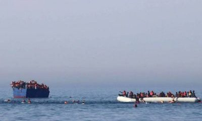 Over 100 Dead After Two Migrant Boats Sank Off Libya