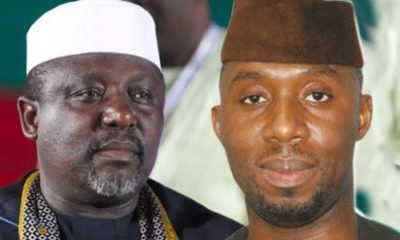 """I Will Put My Life, Blood To See That I Shake Nwosu As Incoming Governor"" – Okorocha"