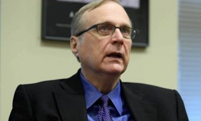 Microsoft Co-Founder Paul Allen Battles Cancer 9 Years After Going Into Remmission
