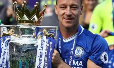 37-Year-Old English Legend John Terry Announces Retirement From Football