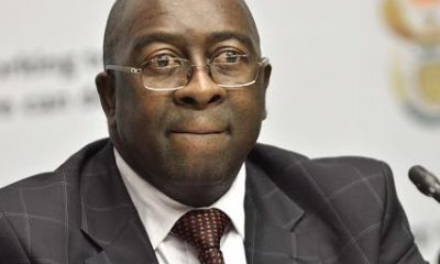 South Africa's Finance Minister, Nhlanhla Nene Resigns Over Corruption Scandal