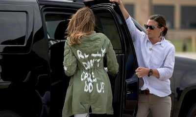 Melania Trump To Tell All: Sits Down For Solo TV Interview And Talks About Her Husband's Infidelity, The State Of Their Marriage