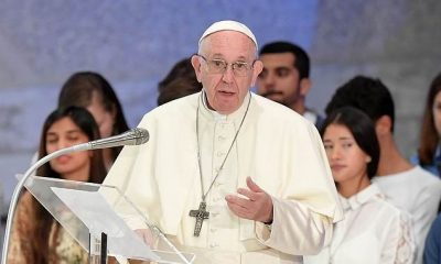 Pope Francis Says Having An Abortion Is Like 'Hiring A Contract Killer To Eliminate Someone'