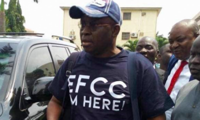 I'm Not Afraid Of You, Fayose Tells EFCC