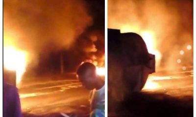 Akure Tanker Explosion: 6 Dead As Residents Protest Government Insensitivity
