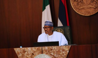 Buhari signs Executive Order to tax Nigerians' foreign assets